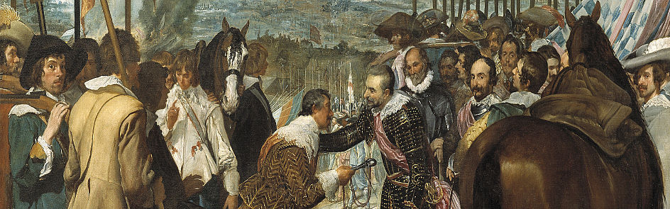 Velazquez, The Surrender of Breda, ca. 1635